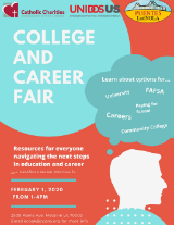 College and Career Fair 2020 January enewsletter