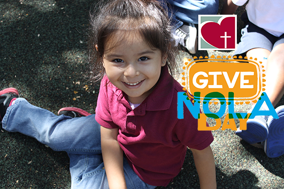GiveNola 2015 Catholic Charities - Head Start