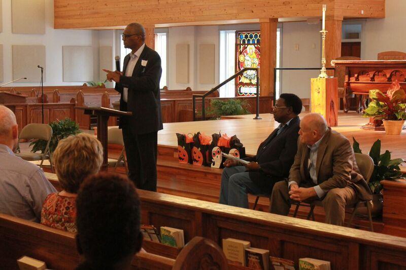 Reverend Leo Jackson Annual Symposium